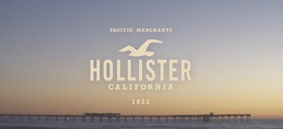 «Rosa» retenu pour la nouvelle campagne Youtube d'Hollister Co.